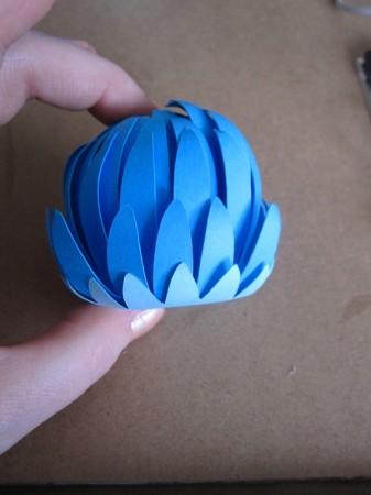 step_18 - proteas de papel-paper proteas