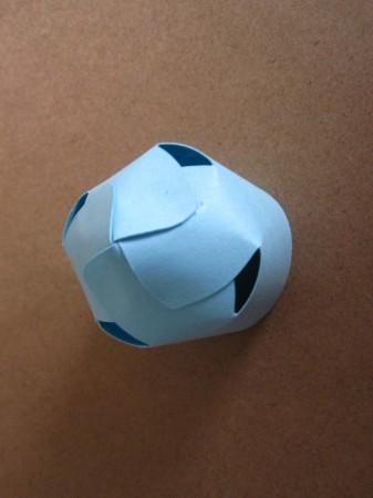 step_5 - proteas de papel-paper proteas