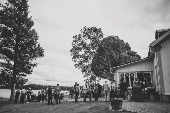 bröllop skärgården