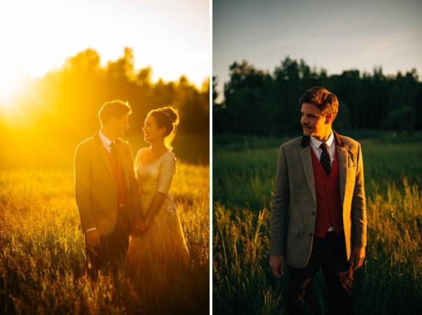 barn wedding sweden