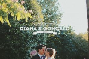 Diana e Gonçalo