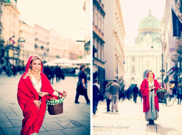 Red-Riding-Hood-Rotkäppchen-Vienna-Wien-Cochic-Photography-Project-fairy-tale-modern-city-