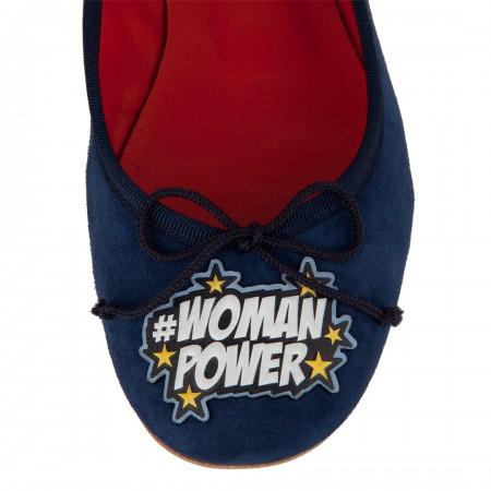 #womanpowerSticker