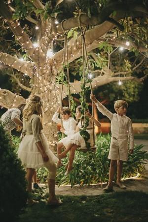 luzes para casamento ao ar livre outdoor wedding lights7